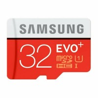 Buy 1 Free for 1 Sd Adapter Memory Samsung 32 Gb Micro SD Class 10 Evo