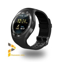 Smart Watch DZ11 / JAM PINTAR Smartwatch Y1 SIM MEMORY PUTIH (SALE)
