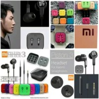 Earphone Xiaomi Piston Gen 3 OEM (HOT)