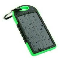 Power Bank Solar Charger Handphone Smartphone (SALE)
