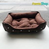 Sami - Pet Bed Kotak 45x35cm tempat tidur hewan anjing kucing 1