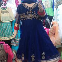 Baju Pesta muslim india anak