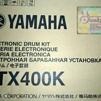 Drum Set Elektrik Yamaha DTX400K