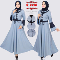 gamis eRHa fashion umbrella MAXI baloteli ORI