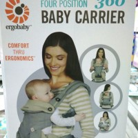 Gendongan Ergo baby 360 carrier Best seller/ Gendongan bayi multifungs