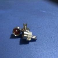 Tutup dan kunci atau bukaan Pentil sepeda Schrader / Besar / Motor
