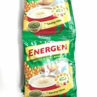 Energen Kacang Hijau 1 Renceng 10 Sachet Pcs Sereal Susu Dus 30g 30gr