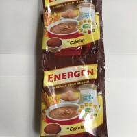 Energen Cokelat 1 Renceng 10 Sachet Pcs Sereal Coklat Dus 29g 29gr