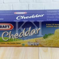 Cheese Keju Cheddar Kraft 2 KG Processed Cheddar Cheese