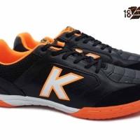 Sepatu Futsal Kelme Land Precision IN Black