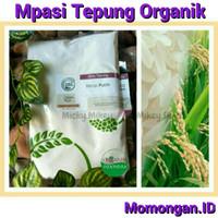 Mpasi Tepung Beras Putih Organik 500 gram Lingkar Organik