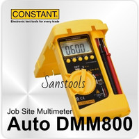Constant DMM800 avometer digital multimeter DMM 800 model CD800A sanwa