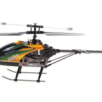 Rc Heli 4 Channel Wl V912 Single Blade RC Helicopter 2.4GHZ