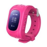 Cognos Smartwatch Q50 Kids Watch GPS Sim Card Smart Watch - Pink