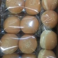 Roti bun burger mini isi 2 pcs