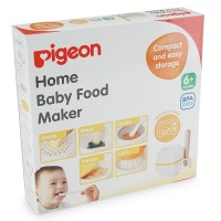 Pigeon Home Baby Food Maker / Paket Pembuat MPASI