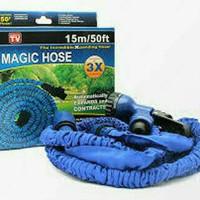 Selang Air Elastis magic x hose 15m/50ft