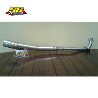 header leheran knalpot racing supra125 blade supra110 blade125