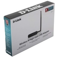 D-Link DWA-137 Wireless N High-Gain USB Adapter
