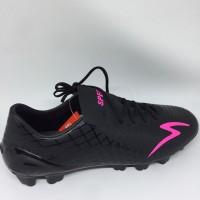 Sepatu bola specs original Accelerator Exocet 2018 black pink