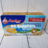 Anchor Unsalted Butter 227 GR, Best Seller!