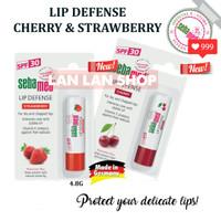 Sebamed lip defense balm cherry spf 30