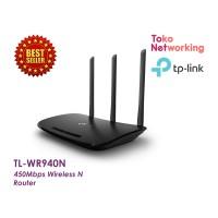 TP-LINK TL-WR940N 450Mbps Wireless N Router WR940N 940N wr 940 n