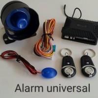 Alarm Universal Mobil Rush / Terios 2008 - 2012