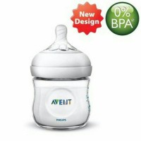 Philips Avent SCF690/17 Natural Bottle 125 ml Botol Susu 0M - PMA116