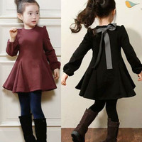 BAJU/DRESS/GAUN ANAK IMPORT KOREA