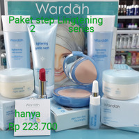Produk Wardah kosmestik terbaru Lightening series step 2