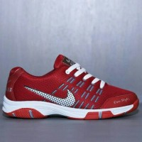 Sepatu sport nike airmax 2016 running olahraga tag made in vietnam RED
