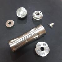 Mechanical Mod Timekeeper Revolver