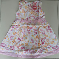 SALE DRESS ANAK GYMBOREE FLOWER PINK