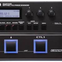 effect guitar efek gitar BOSS GT1 GT 1 Termasuk ADAPTOR