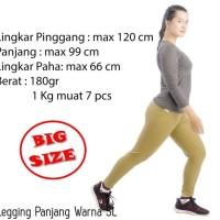 Celana Legging Panjang Warna 5L