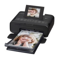 baru Canon SELPHY CP1200 Photo Printer - Black