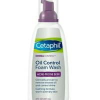 promo Cetaphil Dermacontrol Oil Control Foam Wash 236ml