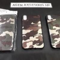Army Case iPhone X iPhone 10 iPhone Ten 5.8 inchi Milit Diskon