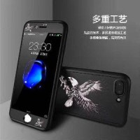 Case 360 Tribal iPhone 5 SE 5G 5S 4.0 inchi All Side Pr Berkualitas