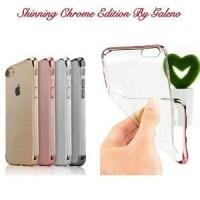 Electroplating Case Iphone X 10 5.8 inchi Jelly Case Sh Berkualitas