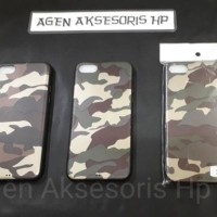 SoftCase Army iPhone 7G 7S 4.7 inchi Military Case TPU Limited