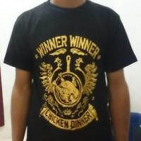 Kaos Gaming PUBG Pioneer T-Shirt