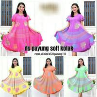 daster payung jelly baju tidur dress batik