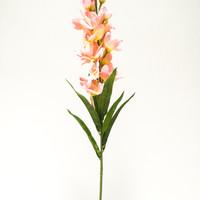 Bunga Artificial Snap Dragon Pink Tinggi 92 cm