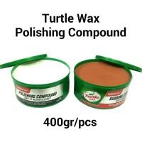 Turtle Wax Polishing Compound - Obat Poles - Kompon Made In USA