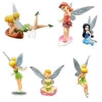 FG49 Figure Set isi 6 Tinker Bell