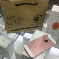 Iphone SE 16GB Second Original FU Permanen Fullset