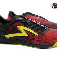 Sepatu Futsal Specs Swervo Dynamite IN Emperor Red - Art 400706