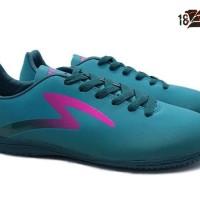 Sepatu Futsal Specs Eclipse IN Dark Emerald - Art 400675